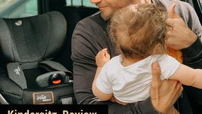 Joie iSpin 360 - Reboarder Kindersitz - Test & Erfahrung (Werbung)
