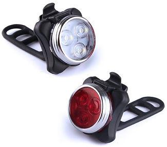 Fahrradlampe Mini 2er Set - easy val.you GbR