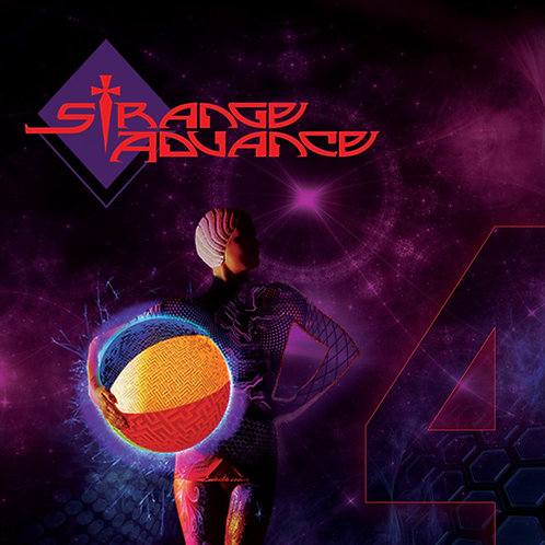 STRANGE ADVANCE 4 - Pre-order today! SIGNED!