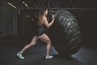 HIIT Training | Tyre Training | Rival Fitness Studio | Gym | Kolkata