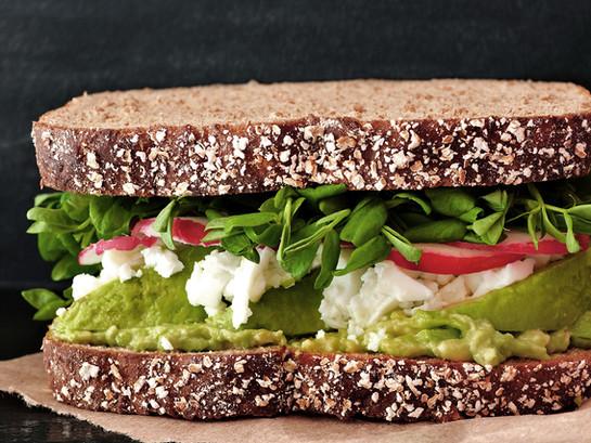 Как сделать правильный и полезный бутерброд?