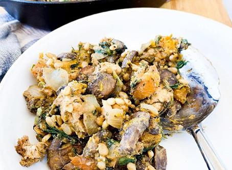 Tuscan Tahini Chicken Dinner