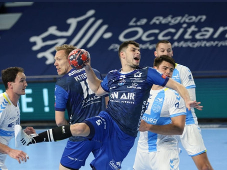 Handball : D'un rien...