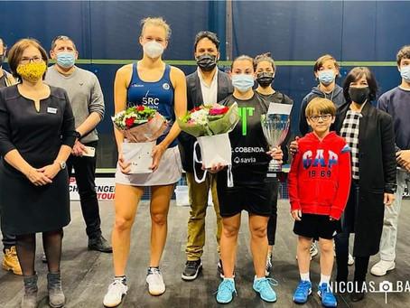 Squash : Un final éblouissant !