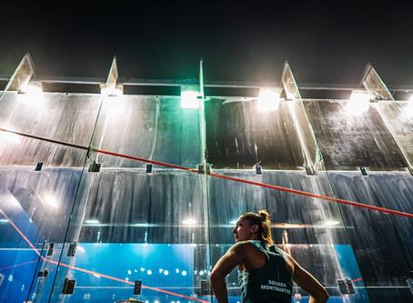 Squash : Camille Serme quitte Le Caire