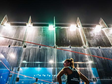 Squash : Camille Serme s'offre El Sherbini