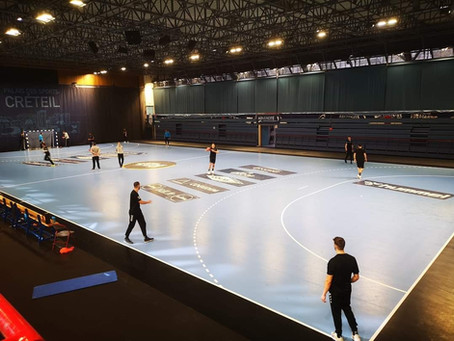 Handball : Rendez-vous reportés...