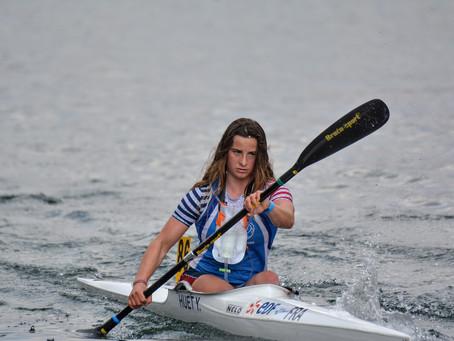 Canoë-Kayak : Retour gagnant pour Yseline Huet !