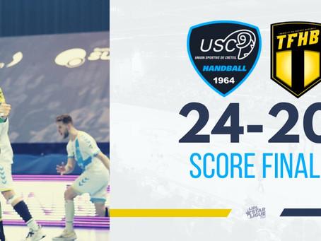 Handball : Créteil fait coup double !