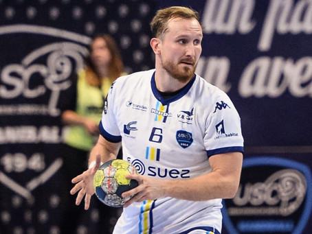 Handball : Créteil s'incline à Toulouse