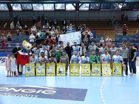 Handball : Une victoire pour conclure