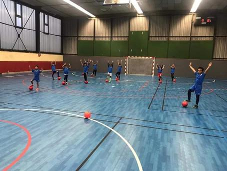 Futsal : Dernières retrouvailles avant 2021...