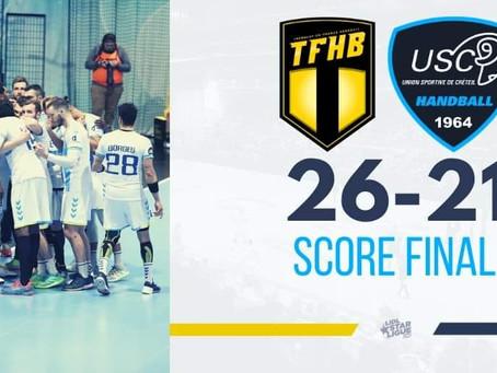 Handball : Créteil se rate à Tremblay...