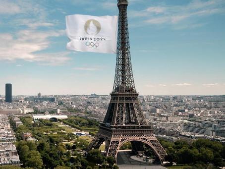 Paris 2024, c'est demain !