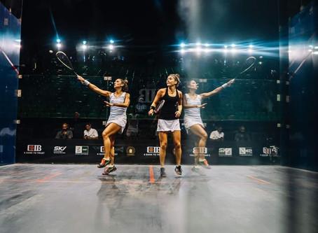 Squash : Camille Serme l'Égyptienne...