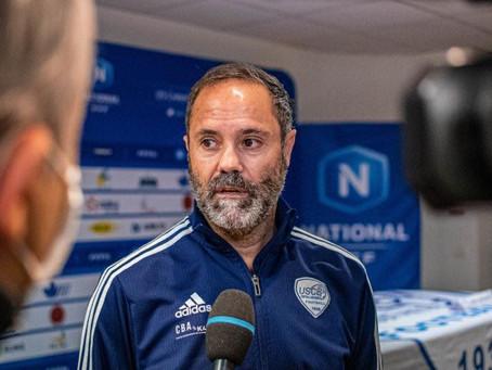 Football : Carlos  Secretário s'en va !