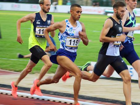 Athlétisme : Doukkana en mission !