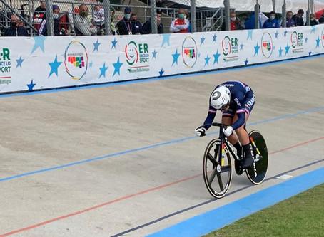 Cyclisme : Mathilde Gros retrouve la compétition...