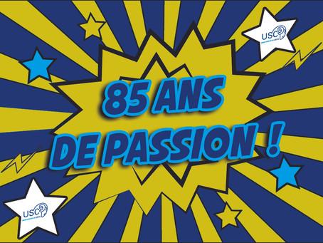L'US Créteil, 85 années de passion !