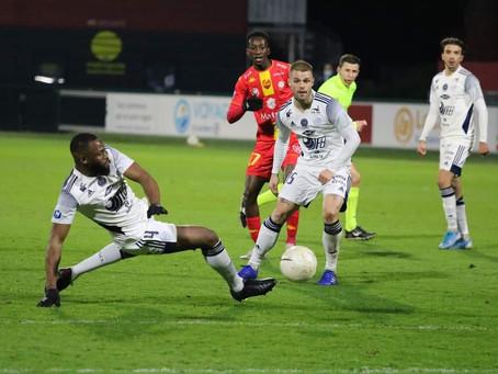 Football : Créteil craque en Normandie...