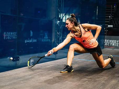 Squash : Camille Serme sur le bon tempo !