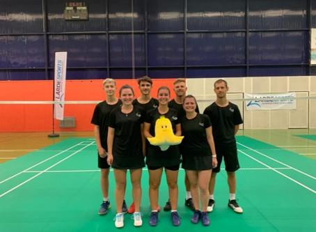Badminton : Du retard à l'allumage...