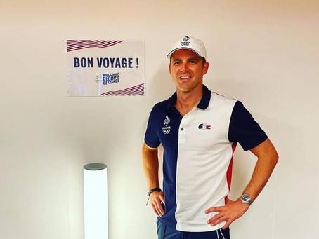 Badminton : Brice Leverdez embarque
