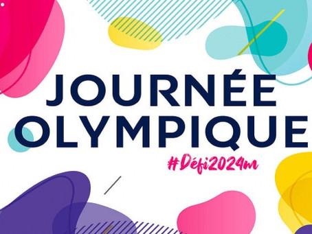 23 juin, Journée Olympique et Paralympique !