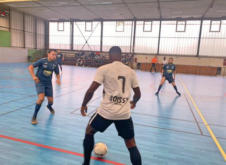 Futsal : 2 sur 2 !