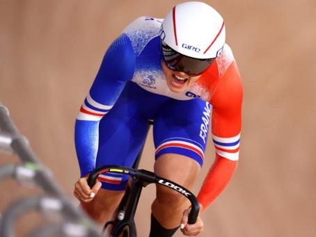 Cyclisme : Tout roule pour Mathilde Gros !