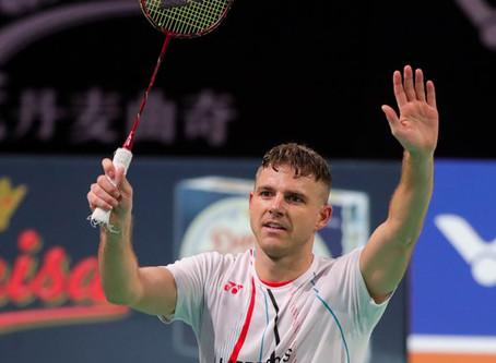 Badminton : Pas de 1/4 pour Leverdez…