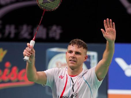 Badminton : Brice Leverdez ira aux Jeux !