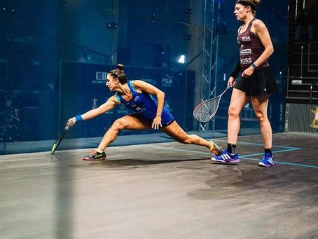 Squash : Camille Serme quitte Le Caire...