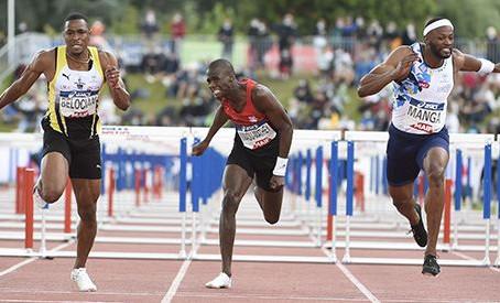 Athlétisme : Le verdict des haies...