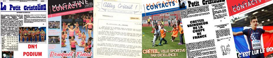 US Créteil, magazine, champions