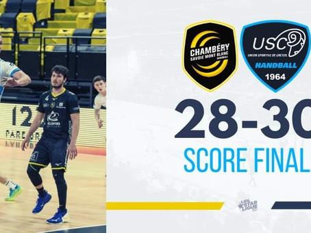 Handball : Créteil s'impose au Phare !