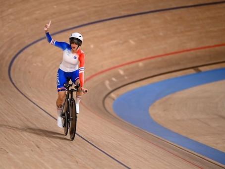 Cyclisme : Marie Patouillet s'offre le bronze !