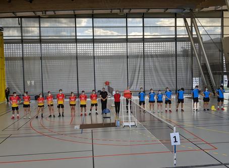 Badminton : Créteil et Lyon bons amis...