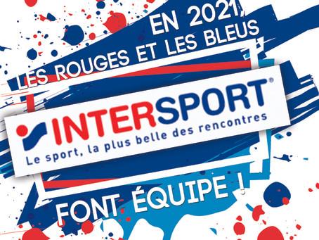 L'US Créteil et Intersport font équipe !