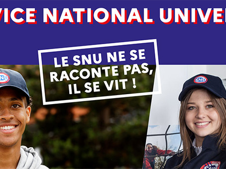 Renseignez-vous sur le Service National Universel !