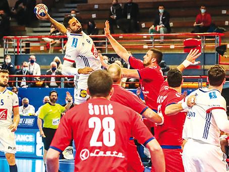 Handball : Oubron, nouveau refuge des Bleus !