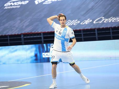 Handball : Créteil ne rattrape pas son retard...
