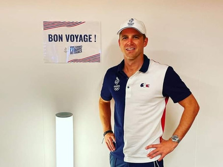 Badminton : Embarquement immédiat pour Brice Leverdez !