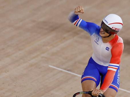 Cyclisme : Rayane Helal monte dans le 1/4 !