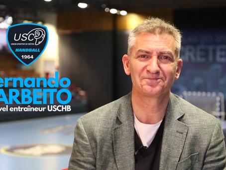 Handball : L'USCHB prépare l'avenir !