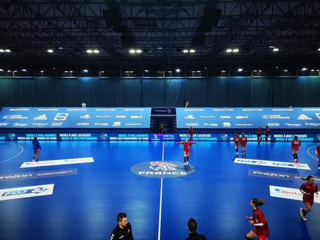 Handball : L'équipe de France Féminine s'impose à Créteil !