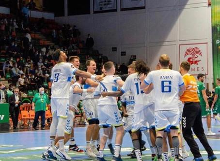 Handball : Enchaîner !
