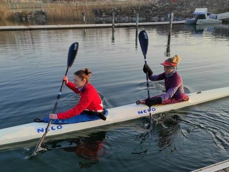 Canoë-Kayak : Des nouvelles de nos Béliers...