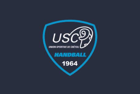 Handball : Créteil / Chartres remis