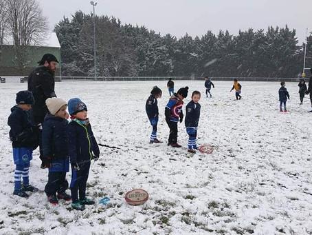 Rugby : Rien n'arrête la passion !
